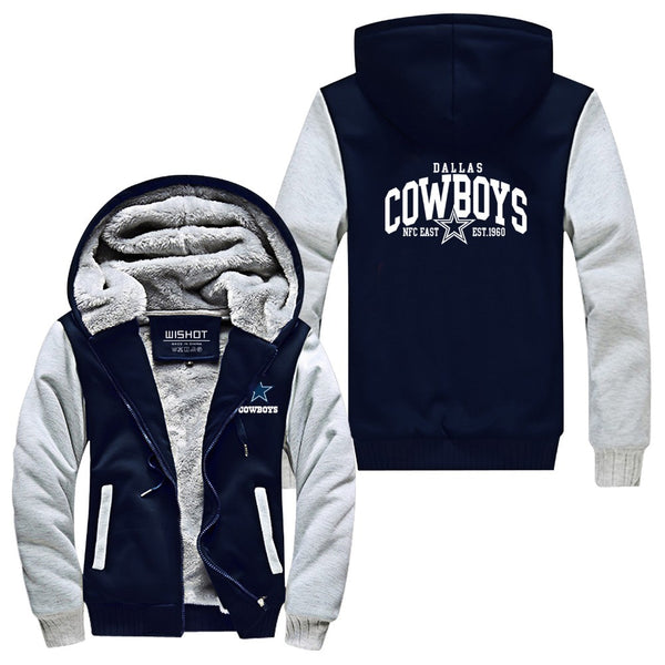 "New Pro Football Jackets Men/Women ""50% OFF TODAY ONLY"""