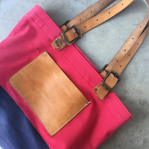 the superior labor engineer tote s red