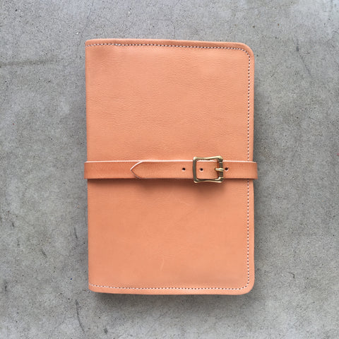 Superior Labor x Nomado Store A5 Leather Writer's Organizer