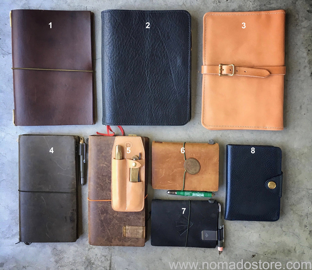 nomado store notebook covers