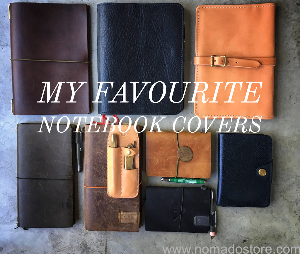 nomado store: my favourite notebook covers