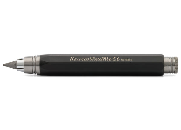 Kaweco sketch up 8 - shape black clutch pencil - NOMADO Store