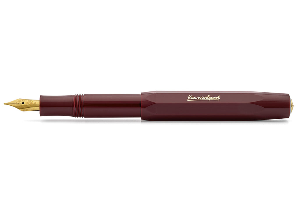 Kaweco Sport classic fountain pen (7 colours) - NOMADO Store
