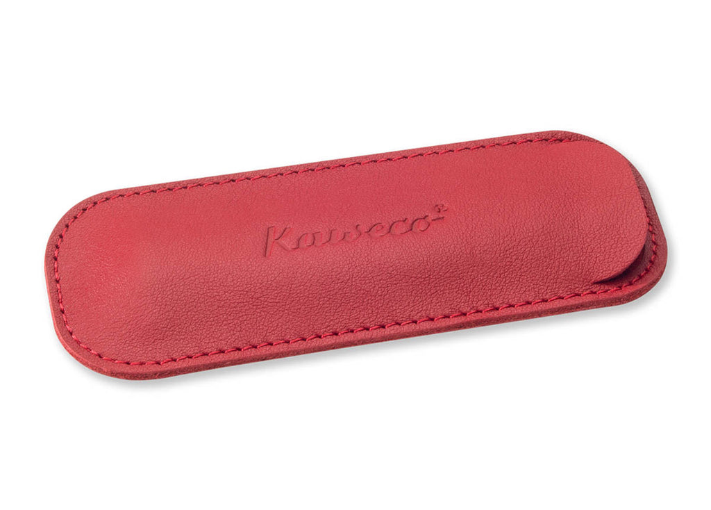 Kaweco Leather pouch eco sport Chili Pepper - NOMADO Store