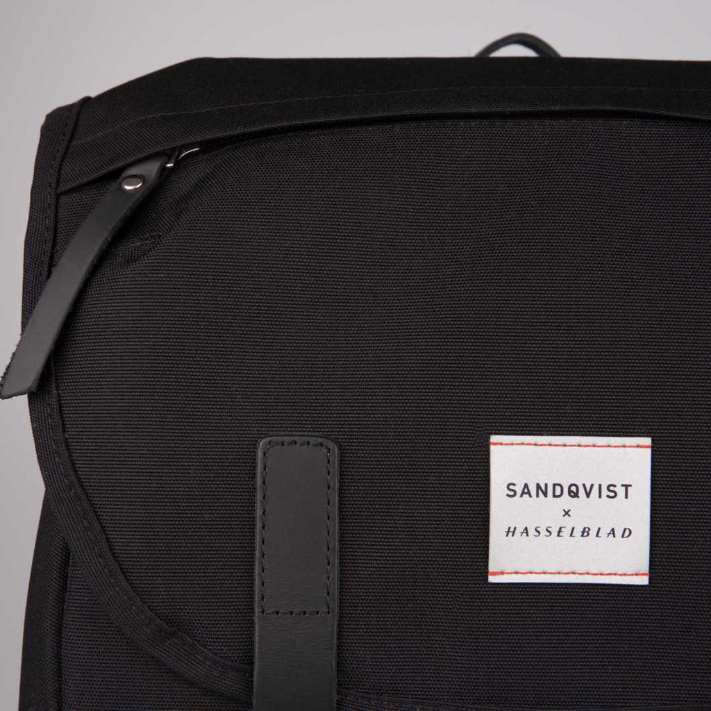 SANDQVIST x HASSELBLAD  PHOTO BACKPACK (Black) - NOMADO Store