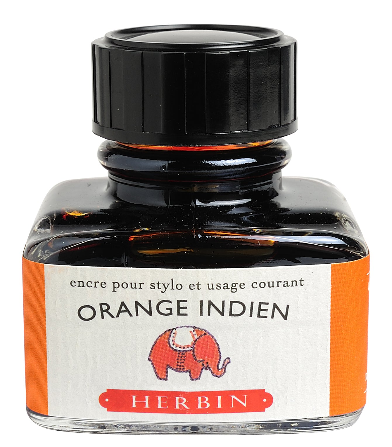 Herbin ORANGE INDIEN Ink (30ml)