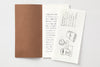 TRAVELER'S LTD Edition - TRAVELER'S notebook Refill Letter Pad PRE ORDER