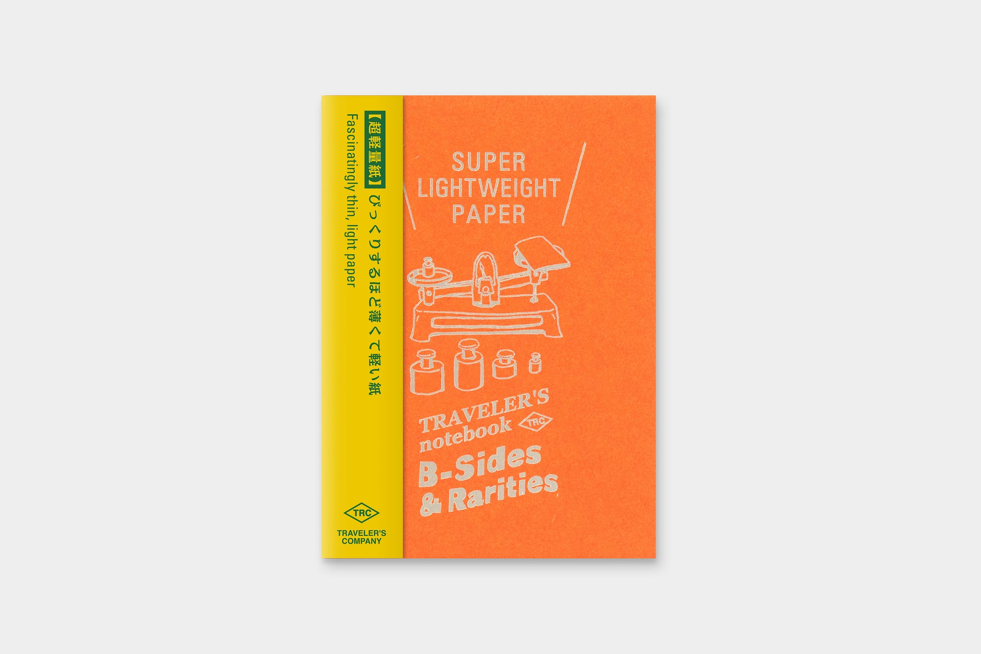 TRAVELER'S LTD Edition - TRAVELER'S notebook Passport Size Refill Super Lightweight Paper