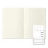 Midori MD Notebook Light - (A5) - Grid 3 pack - NOMADO Store