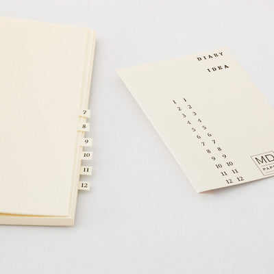 Midori MD Notebook Journal - (A5) - Dot Grid - NOMADO Store