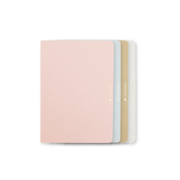 365notebook Shiki A6 notebooks set (four colours) - NOMADO Store