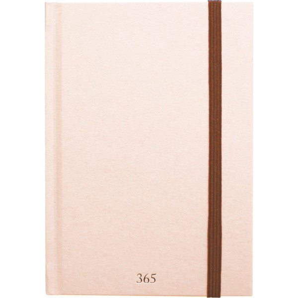 365notebook Premium (A6) notebook (2 colours) - NOMADO Store