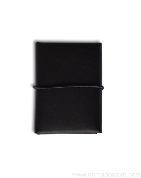 i ro se Seamless Mini Wallet (Black) - NOMADO Store