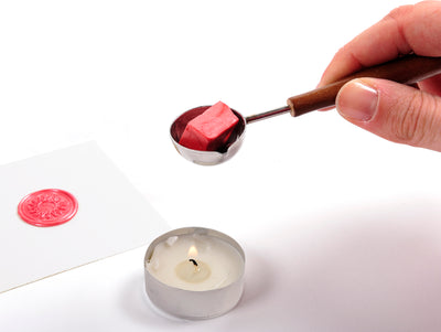 Herbin Sealing Wax Set with Spoon