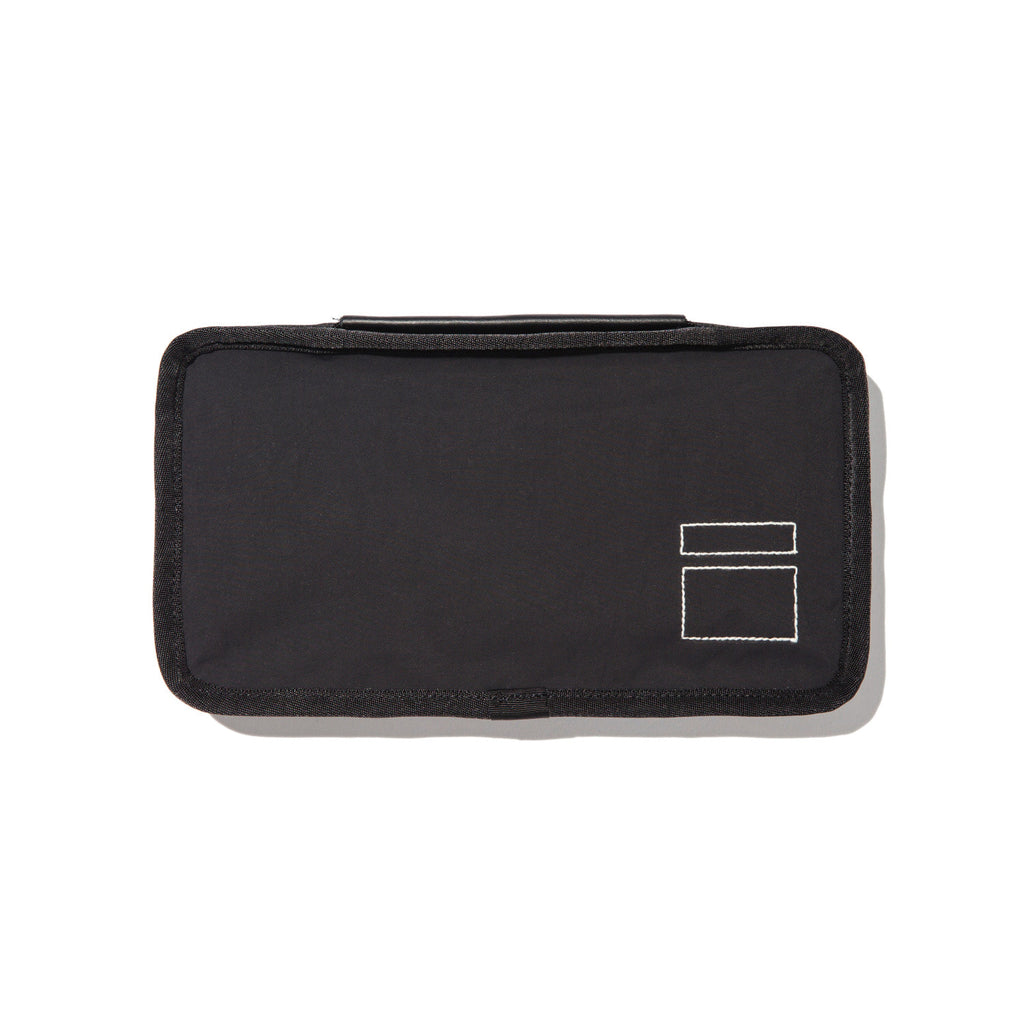 Blankof Passport Case Black - NOMADO Store
