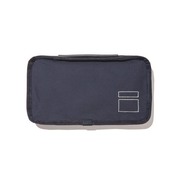 Blankof Passport Case Navy - NOMADO Store