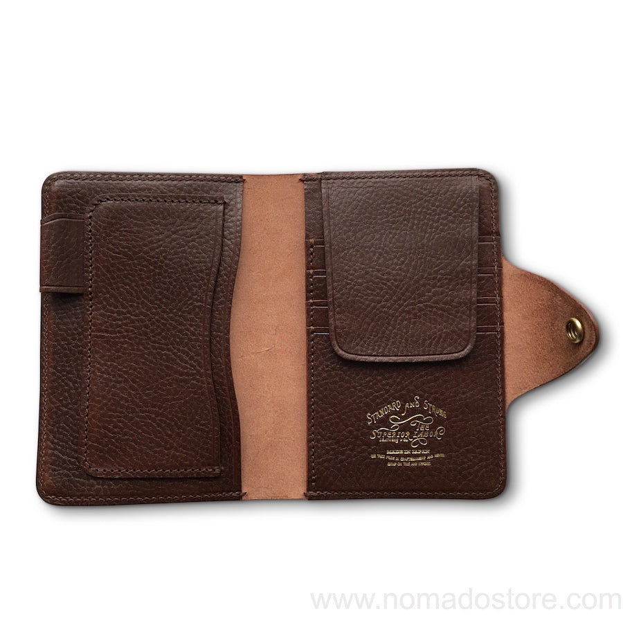 The Superior Labor Traveler's Note Cover PRE-ORDER - NOMADO Store