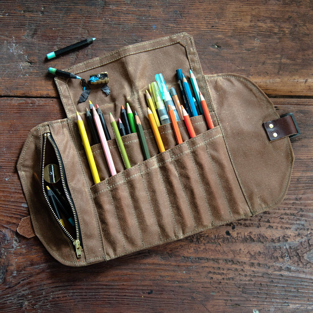 Peg and Awl Mini Sendak Artist Roll (4 colours) - NOMADO Store