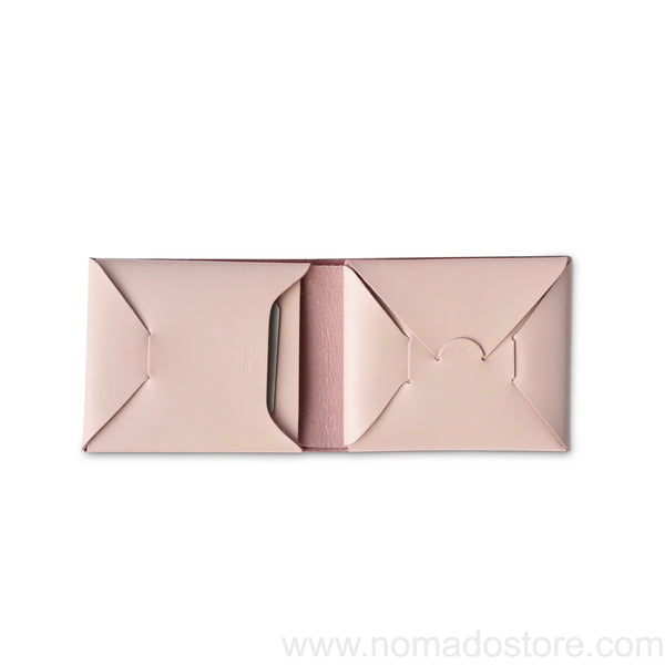 i ro se Seamless Short Wallet (Pink Ltd Edition) - NOMADO Store