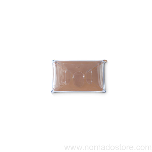 i ro se Seamless id Case (Nude/natural)