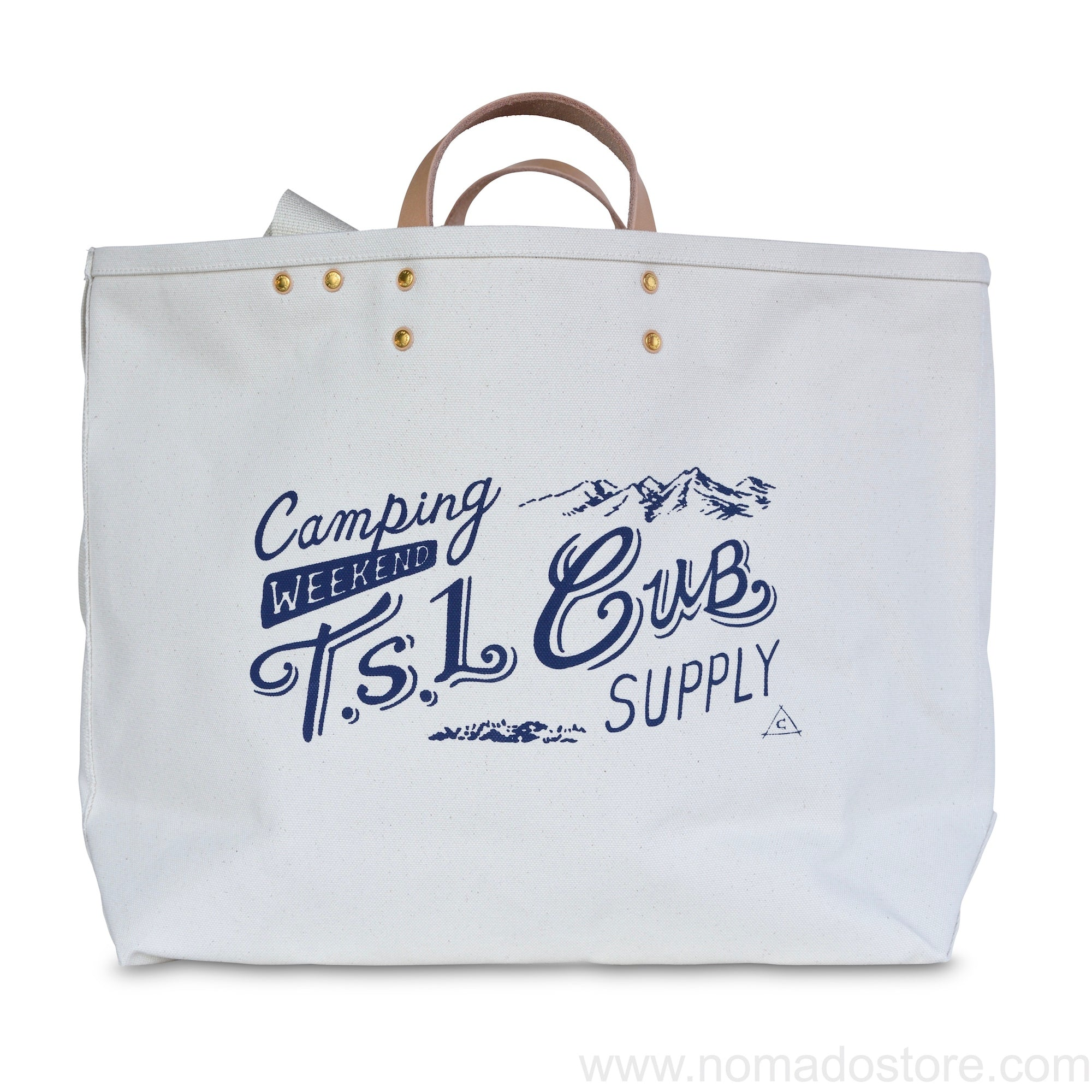 The Superior Labor Camping Tote Bag (2 colours) - NOMADO Store