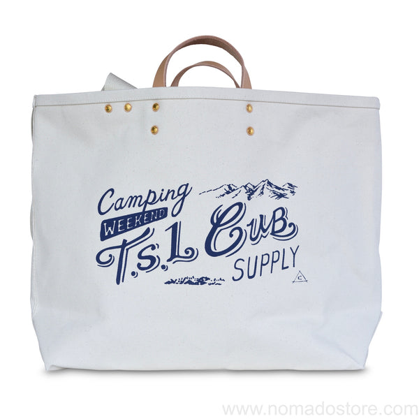 The Superior Labor Camping Tote Bag (2 colours)
