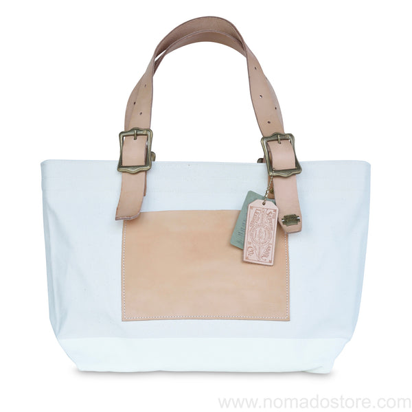 The Superior Labor Engineer Tote bag S natural body white paint