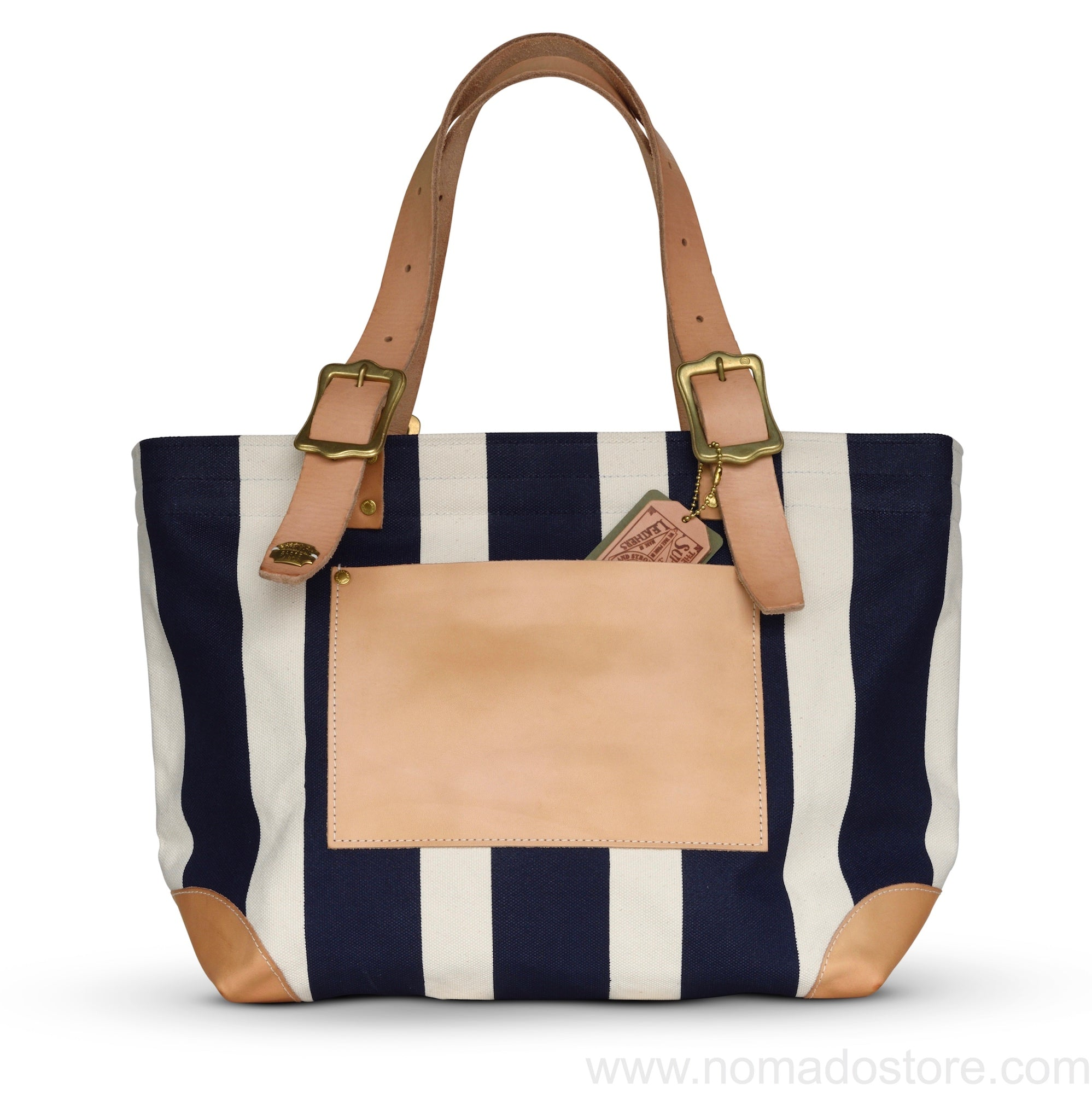 The Superior Labor Ltd Edition Engineer Tote bag S (navy blue) - NOMADO Store