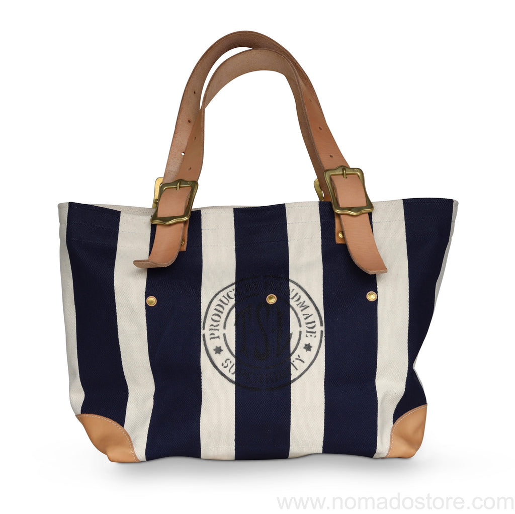 The Superior Labor Ltd Edition Engineer Tote bag S (navy blue)