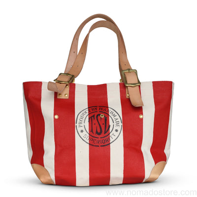 The Superior Labor Ltd Edition Engineer Tote bag S (red) - NOMADO Store