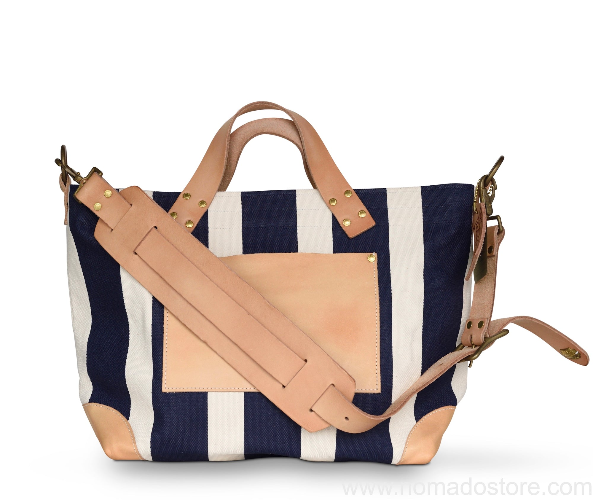 The Superior Labor Ltd Edition Engineer Shoulder Bag S (navy blue) - NOMADO Store