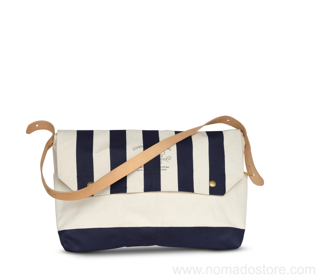 The Superior Labor Ltd Edition New Bag in Bag (navy blue)