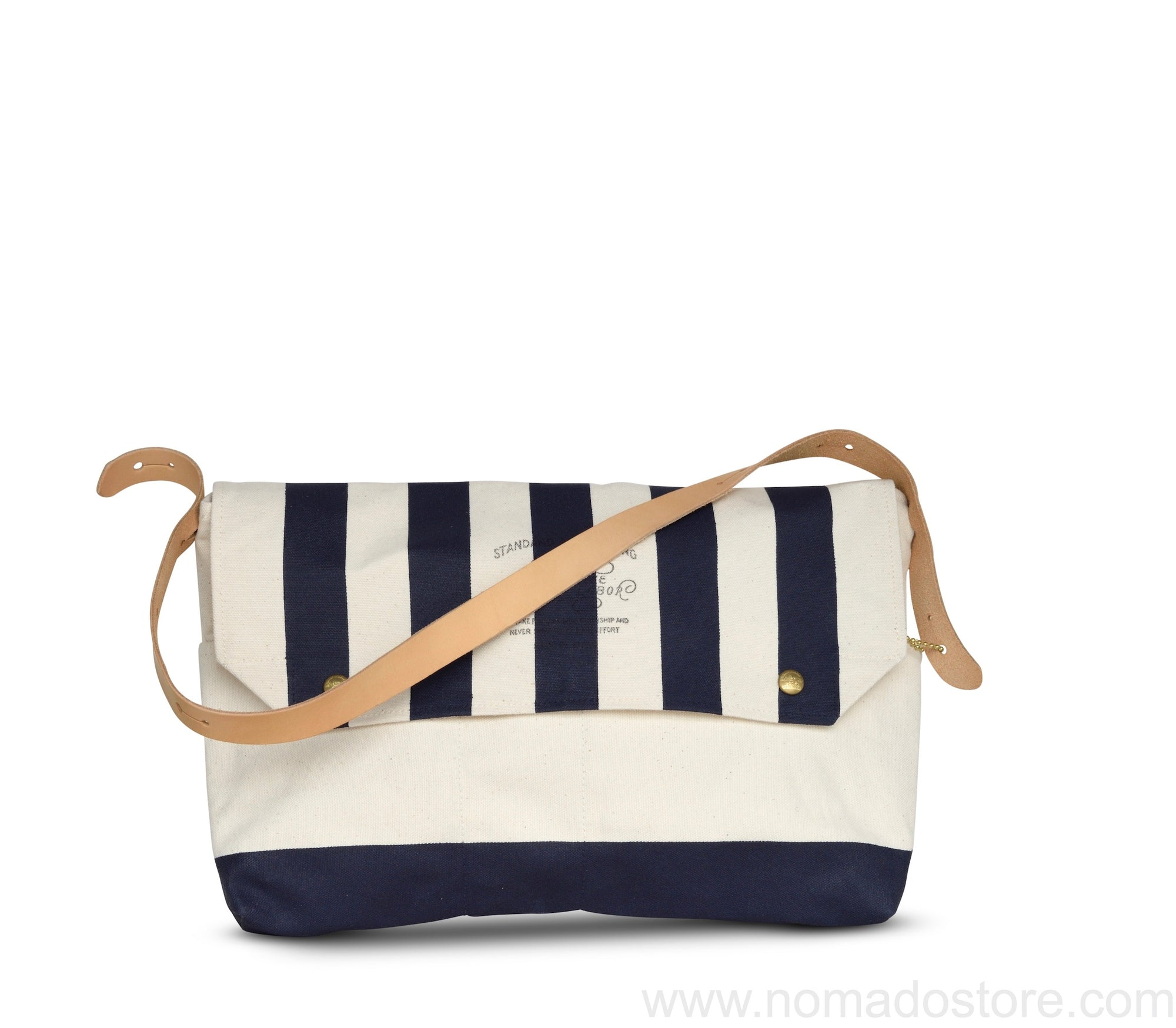 The Superior Labor Ltd Edition New Bag in Bag (navy blue) - NOMADO Store