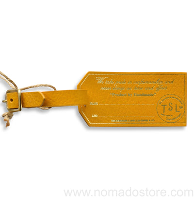 The Superior Labor Luggage Tag - 5 colours