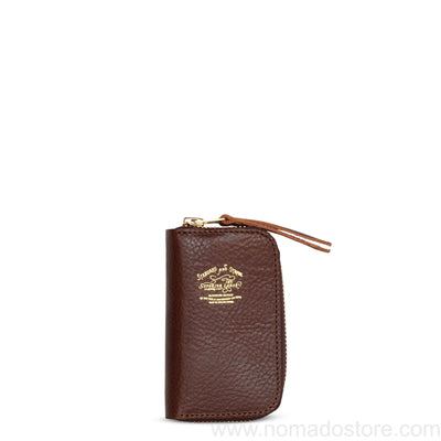 The Superior Labor Leather Zip Key Case (2 colours)