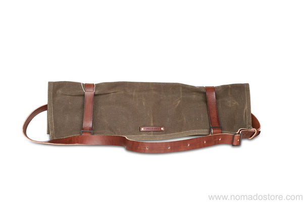 Peg and Awl Uma Yoga Mat Carrier - Truffle/Brown - NOMADO Store