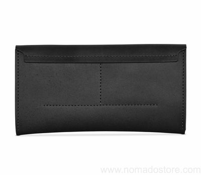 .Urukust Ltd Edition Long Wallet (Black) - NOMADO Store