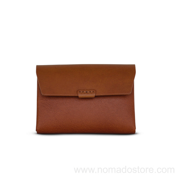 .Urukust Compact Wallet (Brown)
