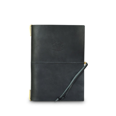 "The Superior Labor A5 ""Re-use"" Leather Notebook Cover (3 colours)"