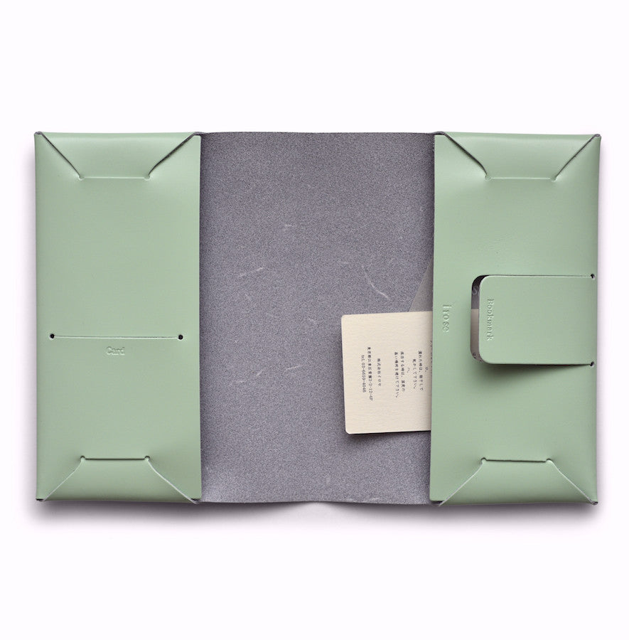 i ro se Seamless (Note) Book Cover (6 colours) - NOMADO Store