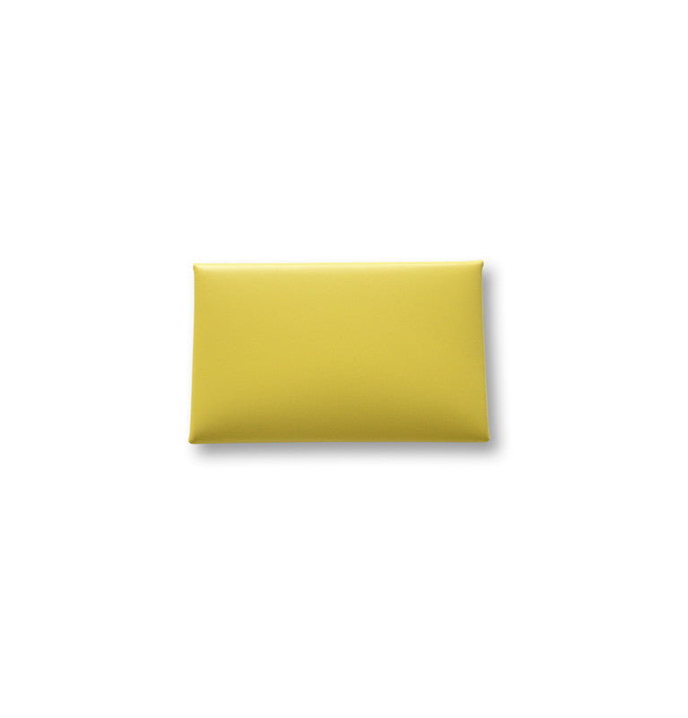 i ro se Seamless Card Case (yellow) - NOMADO Store