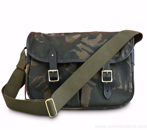 CROOTS DALBY CARRYALL BAG (L) WAXED CAMOUFLAGE - NOMADO Store