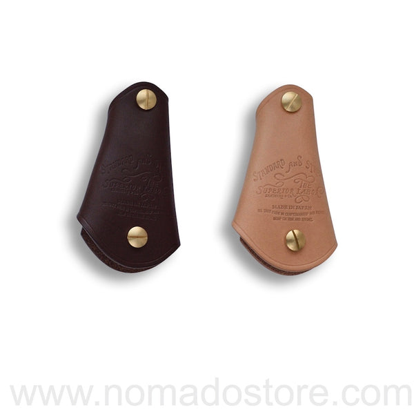 Superior Labor leather key case - NOMADO Store