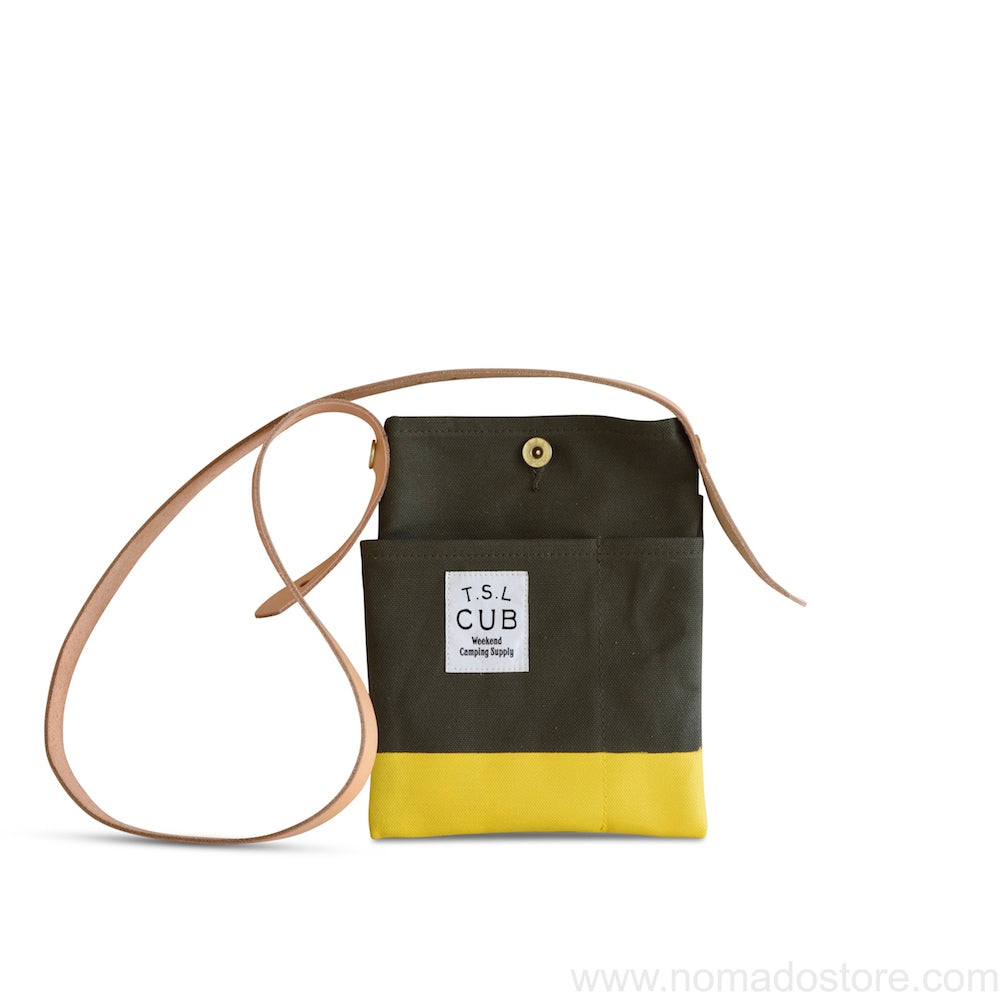 The Superior Labor CUB Small Bag (6 colours) - NOMADO Store