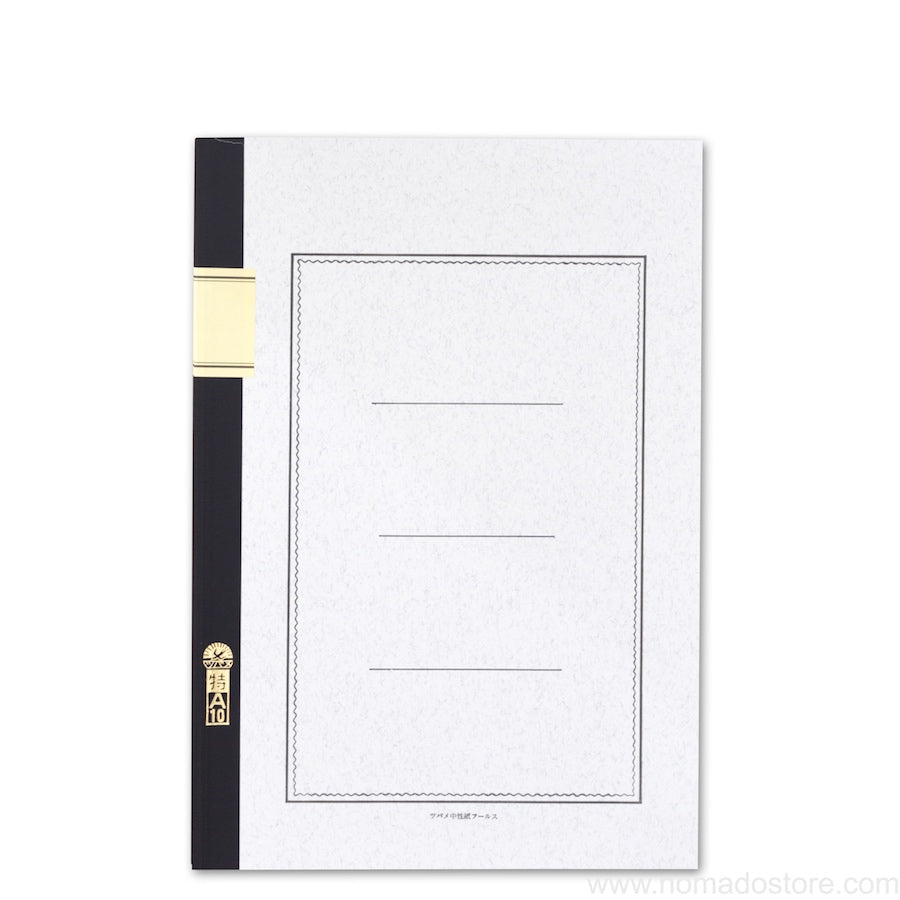 Tsubame Note A4 Lined Notebook (100 pages) - NOMADO Store