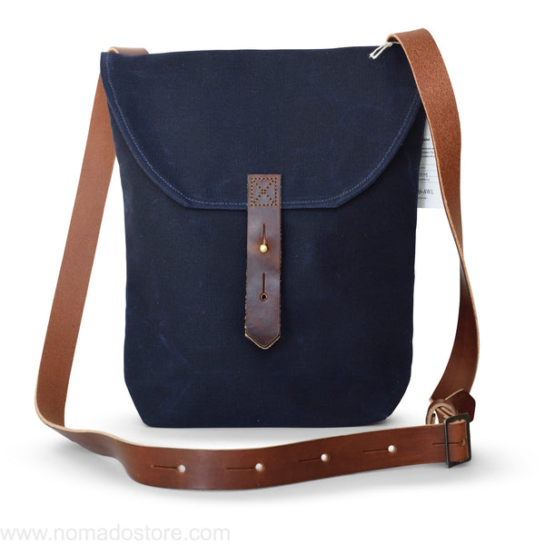 Peg and Awl The Hunter Satchel - Rook - NOMADO Store