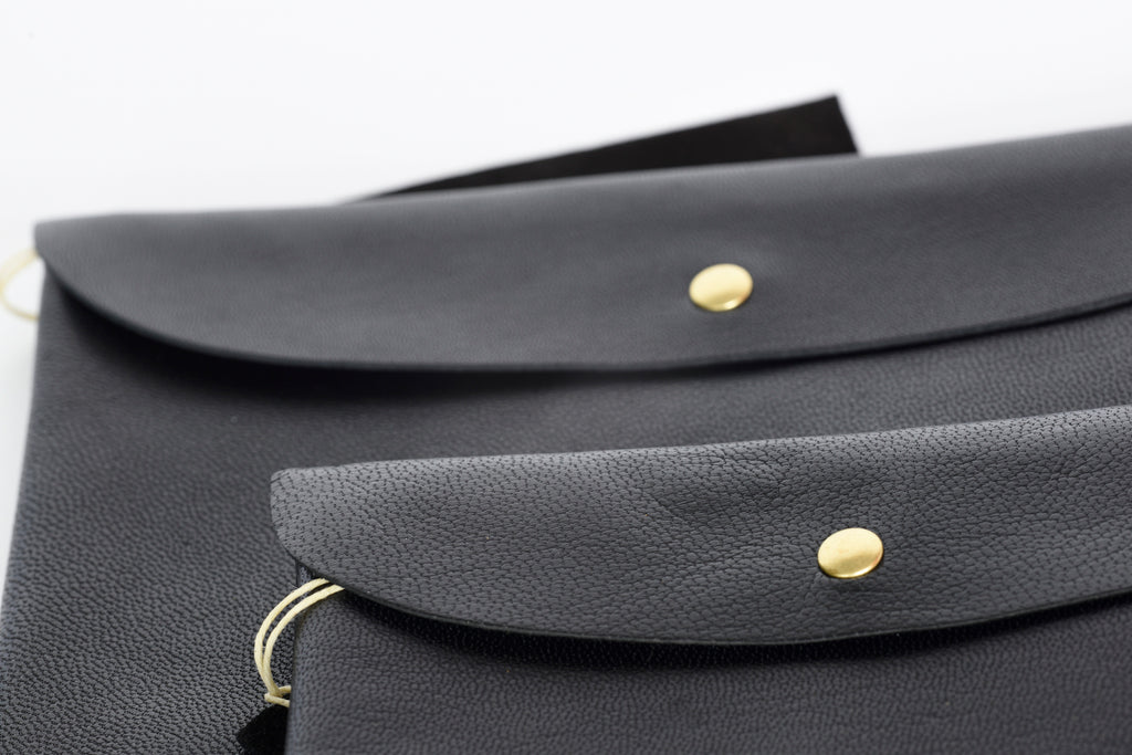 Marineday Robinson Pouch Black (2 sizes) - NOMADO Store