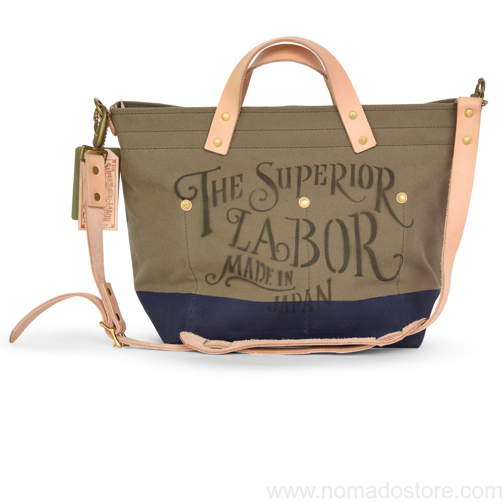 Superior Labor x Nomado Store Engineer Shoulder Bag Compact - NOMADO Store
