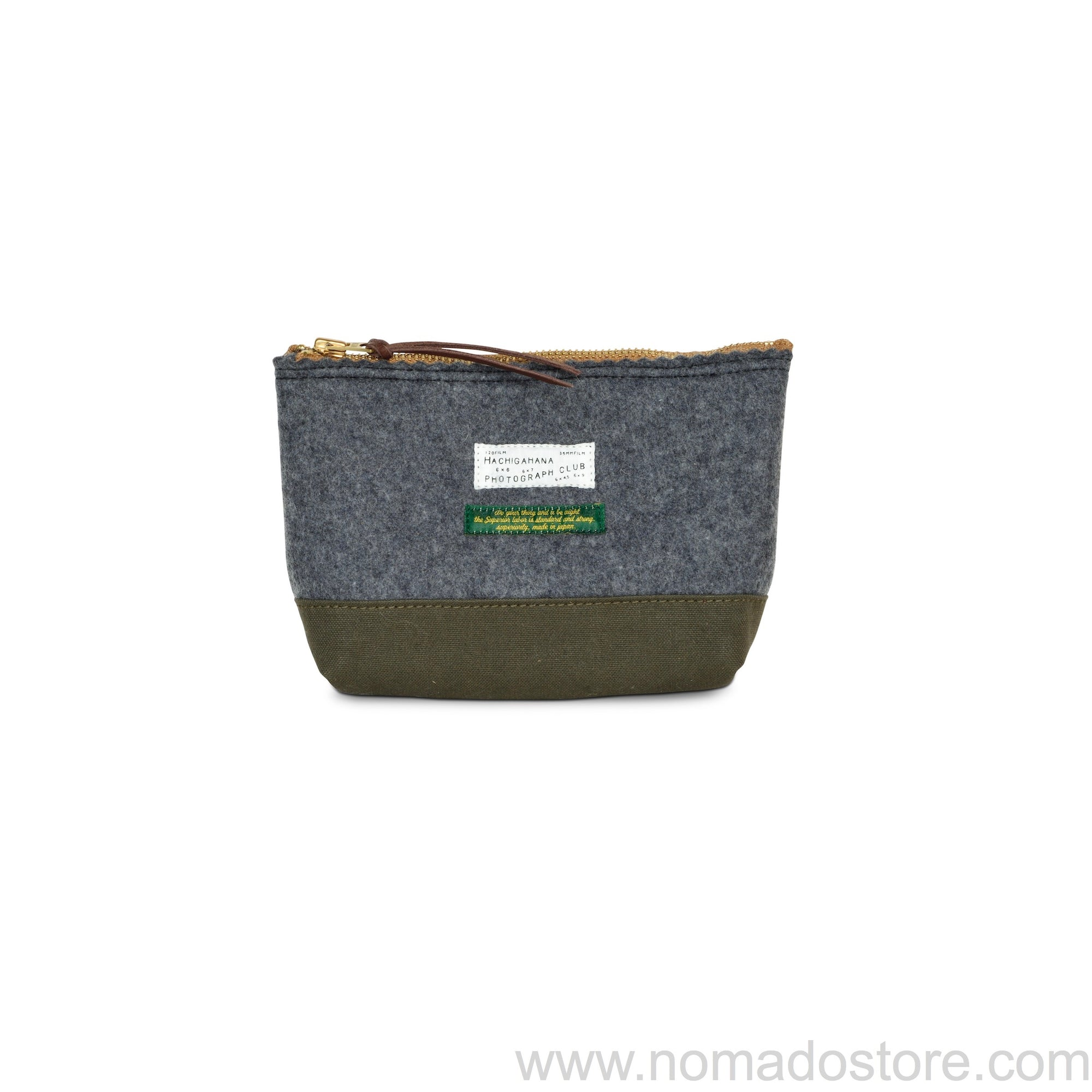 The Superior Labor Felt Pouch (2 sizes) - NOMADO Store