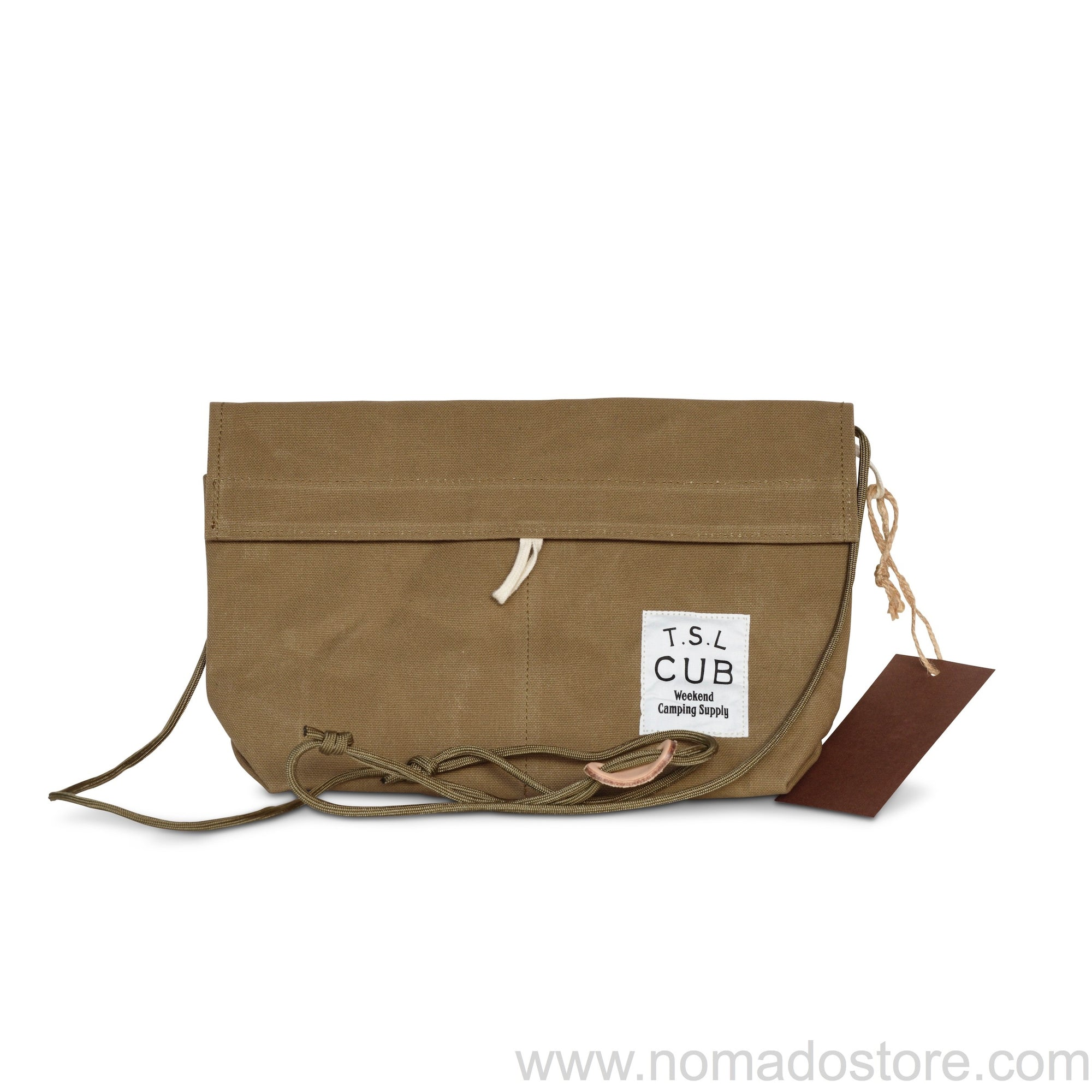 The Superior Labor DX Sacoche Medium (2 colours) - NOMADO Store